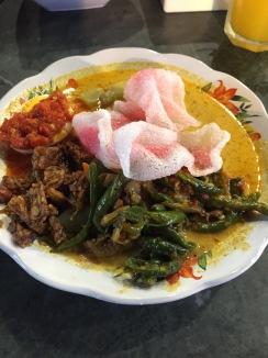 Lontong Medan