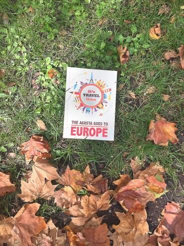 Autumn at St. James Park