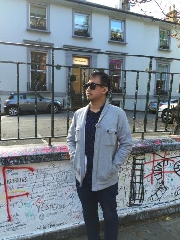 Foto di depan Abbey Road Studio