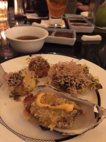 Takoyaki dan Okonomiyaki
