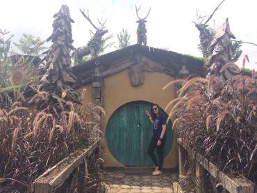 Foto di rumah Hobbit yang sukses