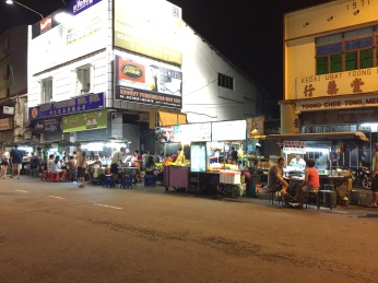 Chulia Hawker Food